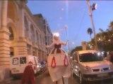 SPECTACLE - Démo spectacle de rue - Thème de Noël (2004)