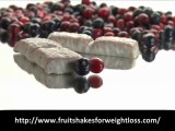 Monavie Weight Loss Fruit Shakes - Best meal replacement shakes