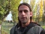 Icaro Tv. Verso Rimini-Cesena, intervista all'ex Moscardelli