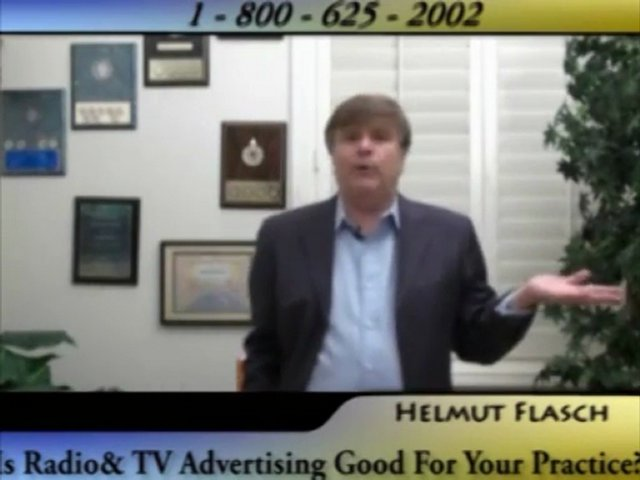 Youtube Marketing For Dentists Combined With Dental Radio & TV  Advertising Benefit Dentistry