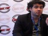 [Extrait GentleGeek.net] Simon Astier parle des guests dans Hero Corp