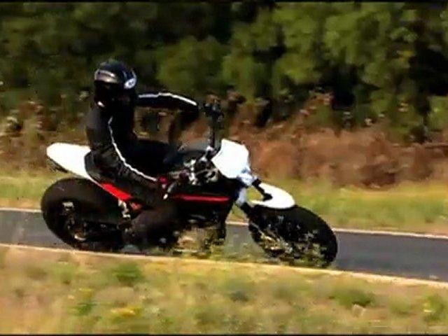Husqvarna NUDA Motorcycles 900R