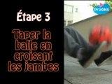 Foot Freestyle - Le Cross Over Assis par Gautier vice champion du monde de foot freestyle !