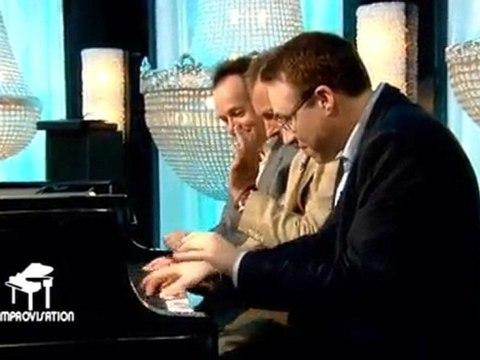 Six Mains • Cyprien Katsaris dans La boîte à musique de Jean-François Zygel • 29/07/2008