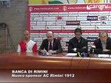 Icaro Sport. Calcio. La Banca di Rimini torna sulle maglie del Rimini