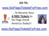 Six Flags Cheapest Tickets - Free Six Flags Tickets