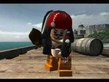 WT LEGO Pirates des Caraibes : La Malédiction du Black Pearl P.1