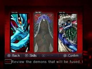 Trailer US de Shin Megami Tensei : Devil Survivor Overclocked
