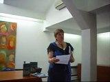 Lansare de carte-Vasilica Ilie-Rascrucea destinului