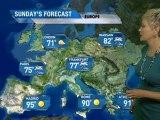European Vacation Forecast - 07/07/2011