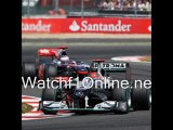 watch formula 1 British Silverstone gp gp 2011 live streaming