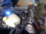 1er démarrage  nouveau moteur speedster hybride XE/LET stage 5