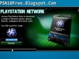PSN Card GENERATOR tested and working update 2011