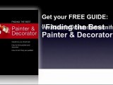 How to Find the Best Painter and Decorator in Hammersmith W6