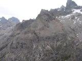 Vue depuis le sommet de la Tête de la Maye - Massif des Ecrins