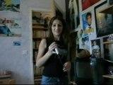 Angie (destin)  à 13 ans