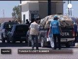 Tourists deserting Tunisia