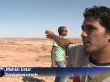 Rebels push back in Libyan desert