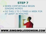 Singing Lessons In: Learn How to Sing