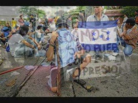 """""""HONDURAS EN RESISTENCIA COMUNICA"""""""