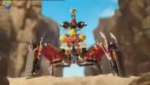 BIONICLE Vehicles 2009 Commercial
