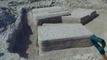 les livres de sable  été 2009