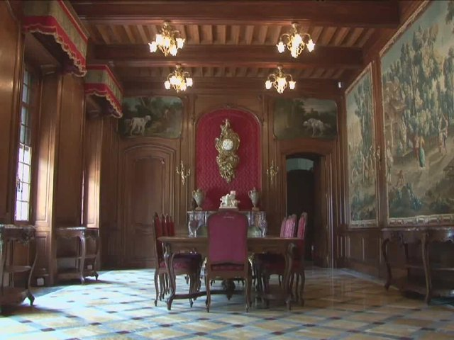 Château d'Avignon : Looking for Mr Prat / culture 2013