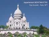 Location Appartement Paris MONTMARTRE - Paris 18ème