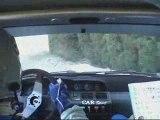 Grosse frayeur rallye fenouilledes 2007