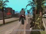 San Andreas WolfpaC's Stunts Solo