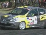Trophée Renault Clio R3 France 2009 - Rallye Montagne Noire