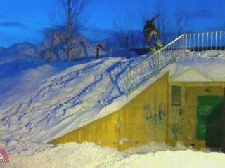 Videograss - 2009-2010 Snowboarding Teaser