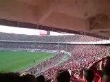 Porsepolis Teheran - Iran football fans