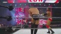 WWE ECW 28/07/2009 Tyler Reks vs Paul Burchill ECW OPENING