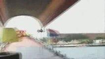 Speed Boating In The Chao Phraya River, Bangkok, Thailand