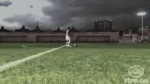 Fifa 09 - Arène : Effet rétro de Fabregas