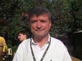 tour de France 2009 étape Aubenas IT W Bernard Thévenet