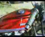 Honda cg  125 E 1980