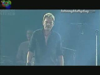 johnny hallyday 11.07.2009 marseille suprise pour johnny
