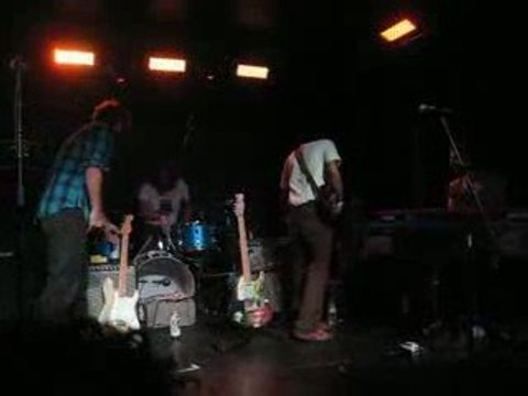 The Donkeys Band performing live on Sunset - Los Angeles