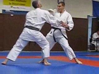 Goshin jitsu no kata pour la coupe kata de mai 2009