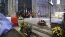 Le discours d'adieu de Gérard Collomb à Francisque Collomb