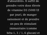 H1N1: Ghislaine Lanctôt commente la plainte de Burgermeister