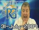 RussellGrant.com Video Horoscope Aquarius July Friday 31st