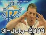 RussellGrant.com Video Horoscope Leo July Friday 31st