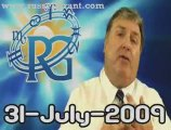 RussellGrant.com Video Horoscope Aries July Friday 31st