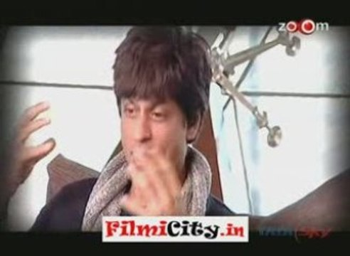 An Encounter with SRK