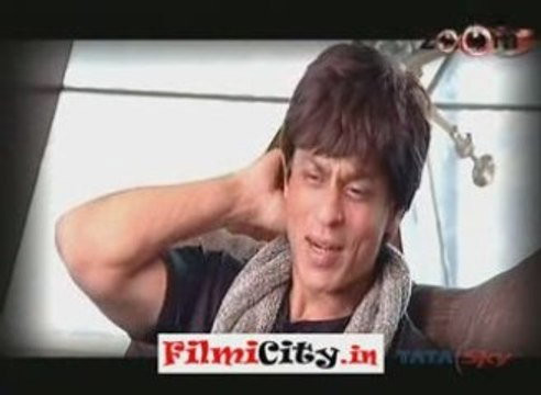 An Encounter with SRK part 2 of 2