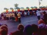 Défilé des Troupes Participantes au Festival Panaf-Africain