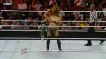 WWE; NOC 09: Mickie James vs Maryse: Divas Title